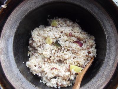 くり玄米ご飯.JPG